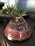 Triple Orgone Anti Stress Generator Dome