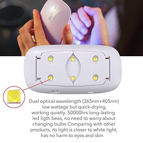 Uv Gel Nail Polish Starter Kit: Modelones UV LED Gel Nail Polish Starter Kit-Pack Of 6
