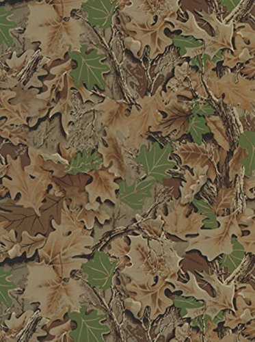 Camouflage Wall Border (Real Tree Camouflage Advantage Wallpaper)