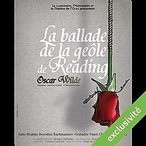 La ballade de la geôle de Reading Performance