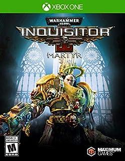 Warhammer 40,000: Inquisitor - Martyr XboxOne. - Xbox One (B079PBQN1Y)   Amazon price tracker / tracking, Amazon price history charts, Amazon price watches, Amazon price drop alerts