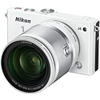 Nikon 1 J4 Digital Camera with 1 NIKKOR 10-100mm f/4.0-5.6 VR Lens (White) (Discontinued by Manufacturer) Explained Review Image