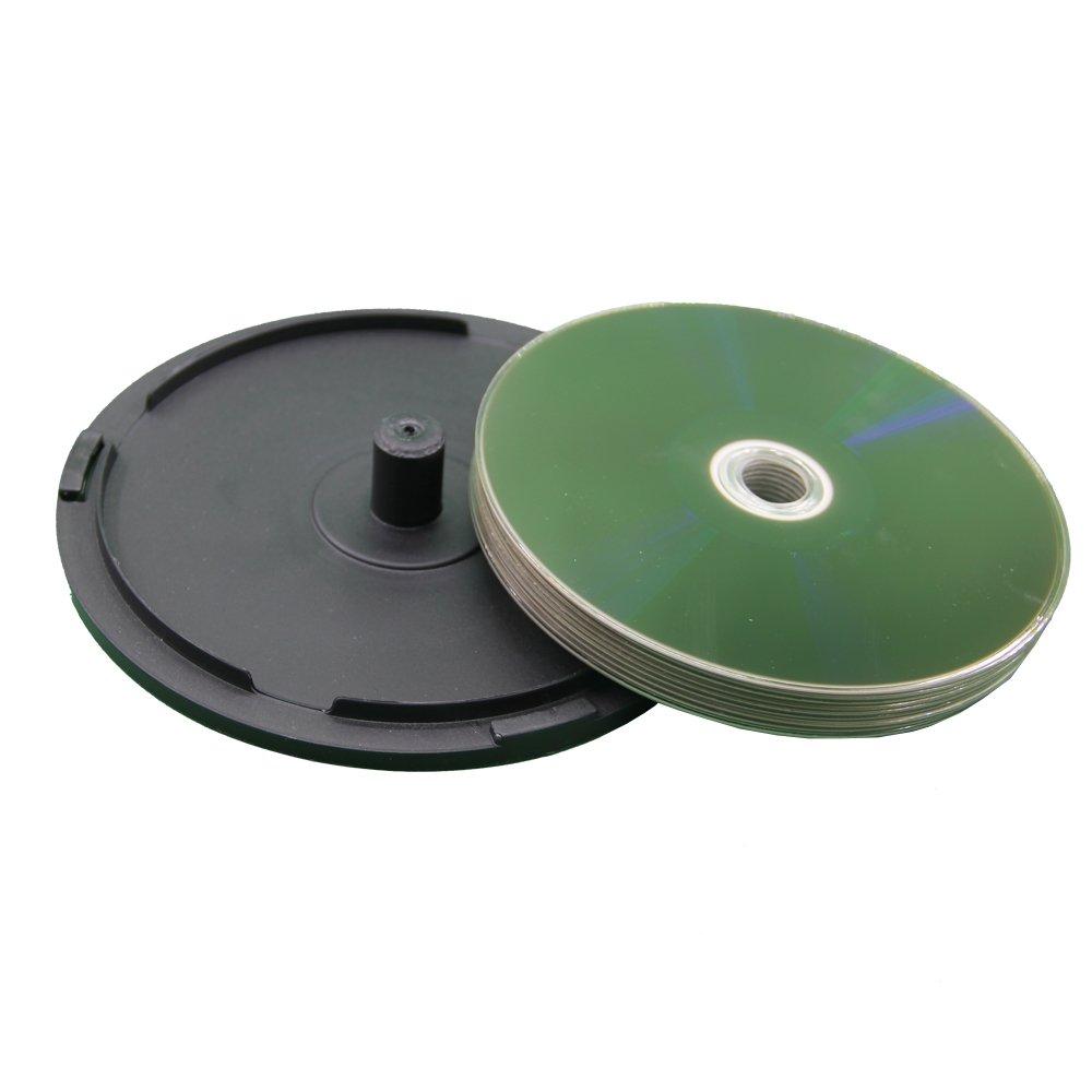 MNDADISK Blank Blu Ray Discs 50GB BD-R DL 4x Speed High Grade Bluray Dual Layer Spindle 10-disc