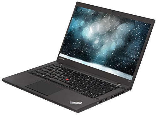 Thinkpad Laptop Notebook - Lenovo ThinkPad T440 14in NoteBook PC - Intel Core i5-4300u 1.90GHz 8GB 250GB SSD Windows 10 Professional (Renewed)