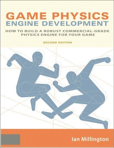 Game Physics Engine Development: How to Build a Robust Commercial-Grade Physics Engine for your Game by Millington, Ian Published by CRC Press 2nd (second) edition (2010) Paperback