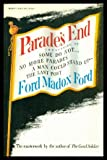 Parade's End, Ford Madox Ford, 0394741080