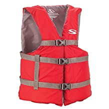 Stearns 2000020640 Adult Nylon Universal Vest, Red