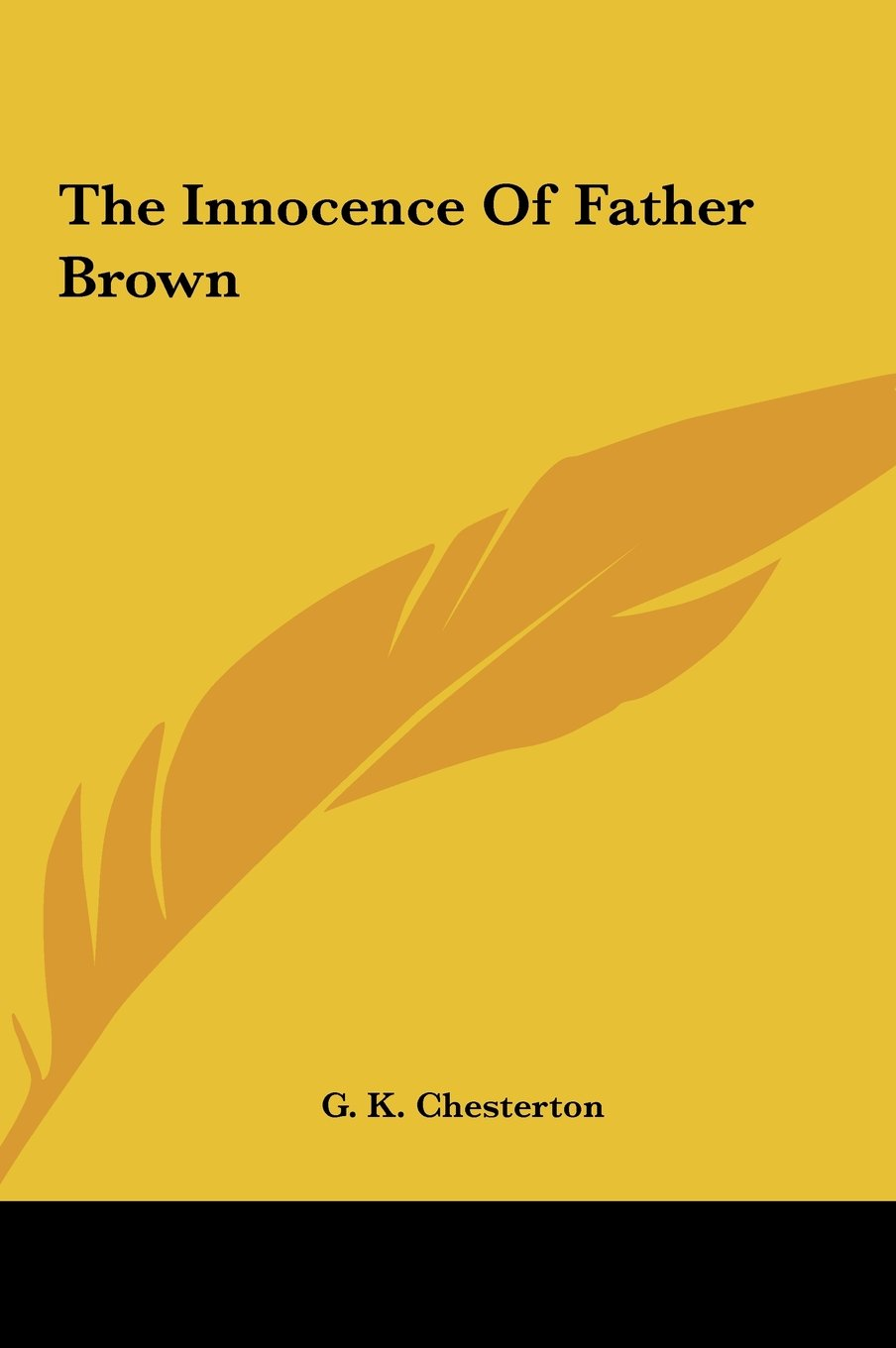 The Innocence of Father Brown the Innocence of Father Brown ebook