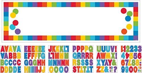 Amscan 120179 Rainbow Kit de pancarta para cumpleaños, de 1 ...