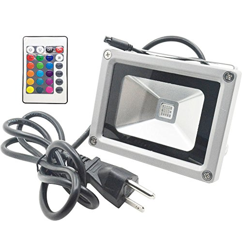 4 4 led flood light - 2