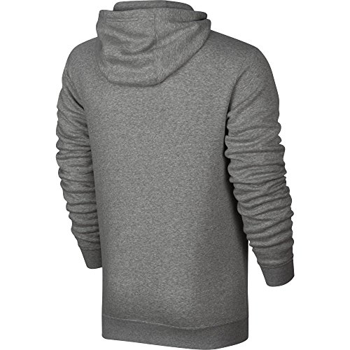 Dark White Heather Grey Dark Men's Sportswear Full Zip Heather Nike Grey Hoodie Ww8P07q6q