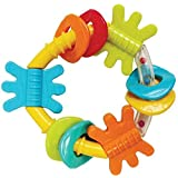 Playgro Triangle Teether GN No-1 Best Toy for Baby-Infant-Toddler Children