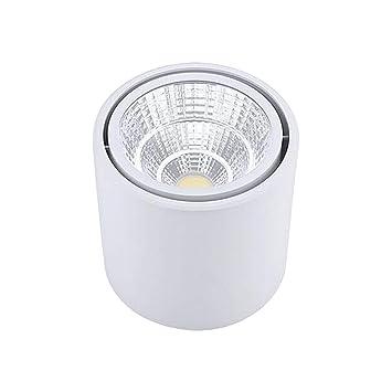 Luces Focos LED Empotrables Lamparas de Techo 5W 7W 10W 15W 20W COB Downlights LED - para casa, oficina, lugares comerciales y hoteles [VHFIStj]: Amazon.es: ...