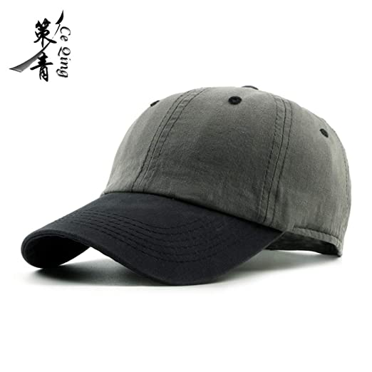 sdssup Sombrero de Costura para Hombre y Mujer Gorra Visera ...