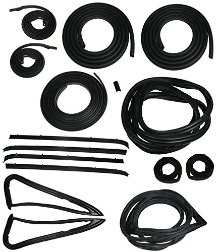 Complete Weatherstrip Seal Kit For 85 91 Chevy Gmc Truck C10 R1500