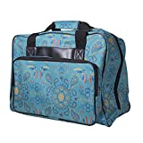 Janome Paisley Universal Sewing Machine Tote Bag