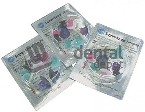 SHOFU - Super Snap Singles Mini 48pk - Kit -( #0503 ) 111720 Us Dental Depot