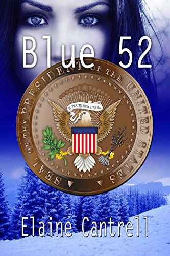Blue 52 by [Cantrell,  Elaine]
