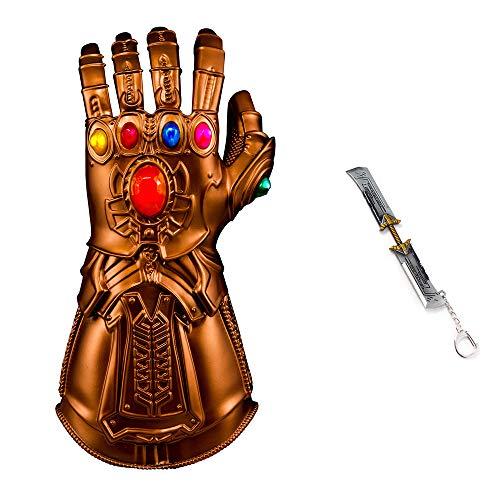 Thanos Gauntlet Infinity Gauntlet Glove Cosplay Thanos Props -