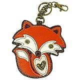 Kyпить Chala Key Fob/coin Purse (Fire Fox ) на Amazon.com
