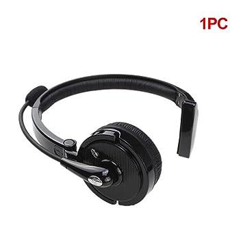 GEZICHTA Auricular Bluetooth Inalámbrico Auricular manos libres BH-M10B Mono Wireless Business Deportes de Negocio