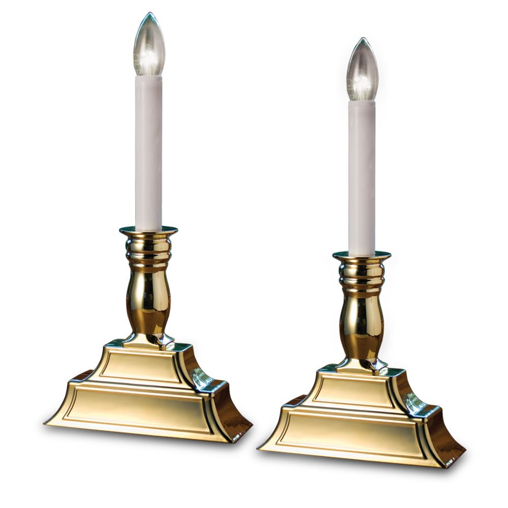 The Dual Intensity Window Candles by Hammacher Schlemmer (Image #1)