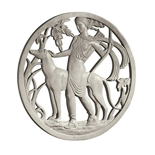 - Design Toscano Diana The Huntress Frieze Sculpture