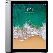 "Apple iPad Pro (2017) 12.9"" 64GB Wi-Fi Tablet, Space Gray (Refurbished)"