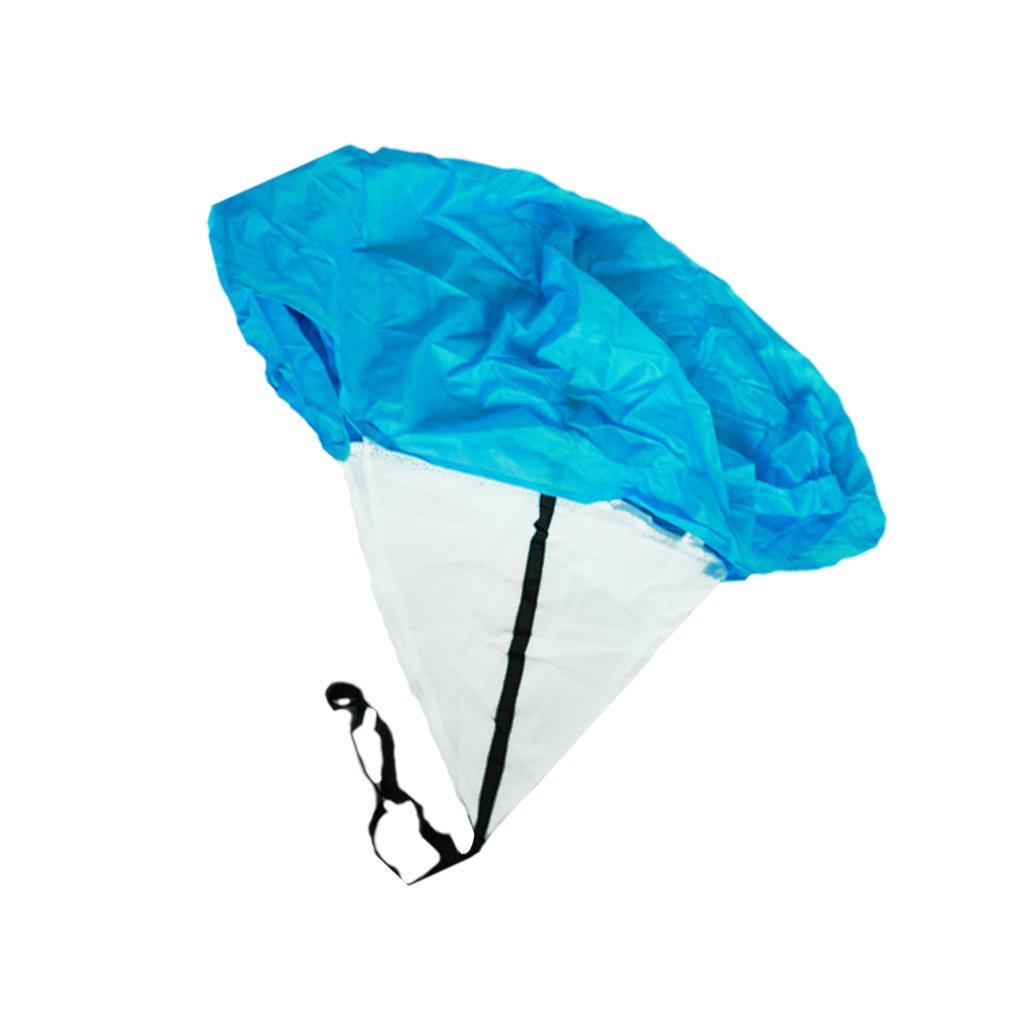 48 Pulgadas De Velocidad De Paracaídas - Azul