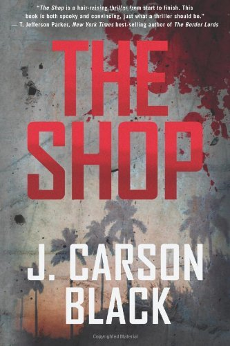 The Shop (Cyril Landry Thriller Book 1) (Panama-shops)