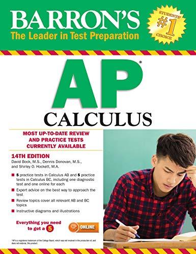Pdf Math Barron's AP Calculus