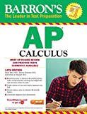 img - for Barron's AP Calculus book / textbook / text book