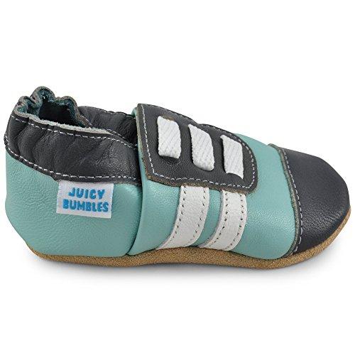 842891dd6ed Niña Con 12 Pantuflas 12 De Primeros – 6 Verdes Pasos Para 18 Zapatos Piel  Meses Niño Zapatillas Cuero Deportivas Bebé Infantiles Patucos ...