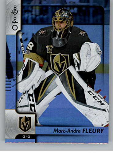 2017-18 O-Pee-Chee Rainbow Foil #601 Marc-Andre Fleury From Upper Deck Series Two Packs
