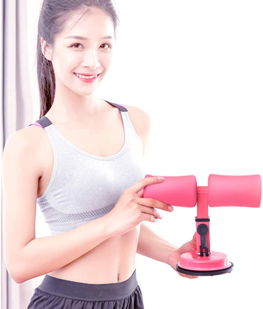 Sit Up Aid Bar,Sit Up Exercise Bar Portable Multi-Function Waist Belly Exercise Tool Leg Muscle Training Perfect Push Ups Home Fitness Equipment