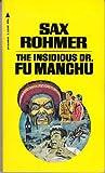 The Insidious Dr. Fu-Manchu, Sax Rohmer, 0821716689