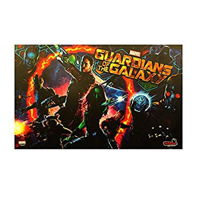 Stern Guardians of The Galaxy Pro Pin Translite : Sports & Outdoors