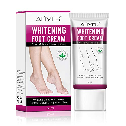 (Women and Mens Foot Whitening Cream for)
