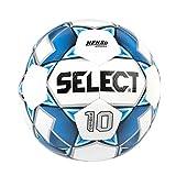 Select Numero 10 Soccer Ball, White/Blue, Size 5