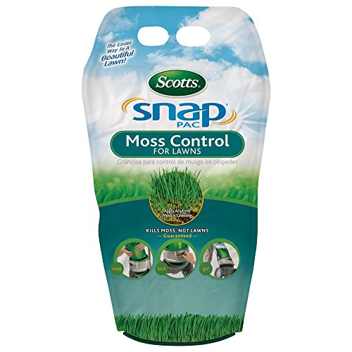 Scotts 21295 Snap Pac Control 4 Lawn Moss