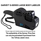 Garvey G-Series 3728-14/14 Price Gun Layout #21414 [TWO LINE]