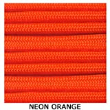seal neon - Atwood Rope 550-Pound Type III 7 Strand Core Paracord, 1/8-Inch x 100-Feet, Neon Orange