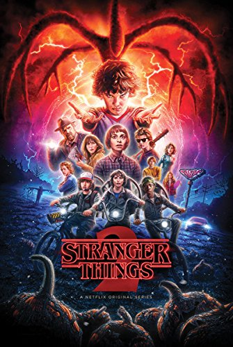 Best stranger things poster 24×36 season 2 for 2020