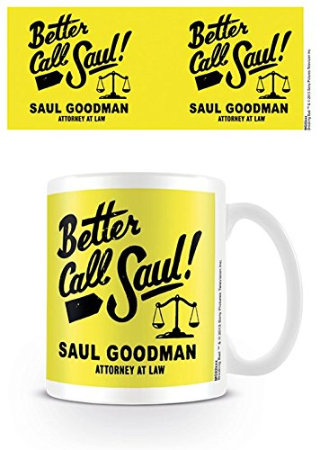 Au Mug Goodman Procureur Droit Saul Call Céramiquesaul En Better 80OkPnw