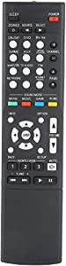 RC-1168 AV Receiver Remote Control with Large Buttons for AVR-1713 RC-1169 AVR-1613 AVR-S710W AVR-X1200W AVR-X1100W AVR-S700W AVRX1000