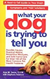 What Your Dog Is Trying to Tell You: A Head-To-Tail Guide Dog's Symptoms-And Their Solutions