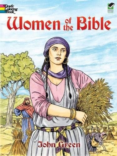 Women Bible Classic Stories Coloring