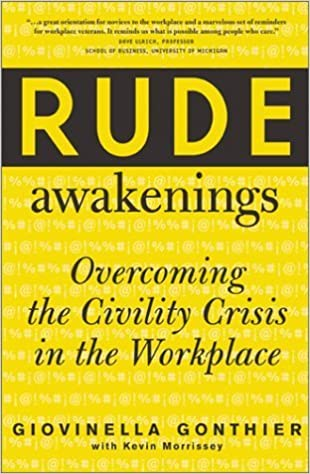 Overcoming the Civility Crisis in the Workplace