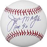 """Joe Morgan Cincinnati Reds Autographed Baseball with""""HOF 90"""" Inscription - Fanatics Authentic Certified"""