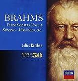 Brahms: Piano Sonatas